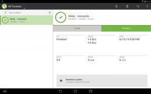 descargar uTorrent para tablet 4