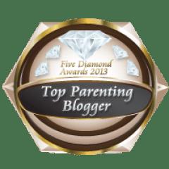 Top Parenting Blogger Award