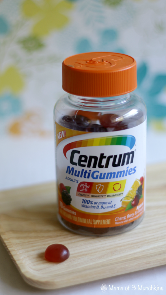 Centrum® MultiGummies