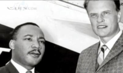 narcisme.blog Billy Graham with Martin Luther Vier soorten vrienden waaraan elke leidinggevende behoefte heeft.