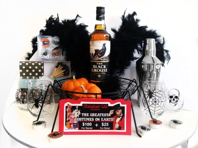 Black Grouse Giveaway
