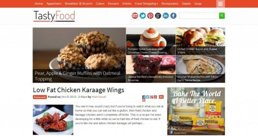 Tasty-Food-WordPress-theme-restaurant-mommyblog