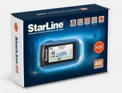 StarLine A92 Dialog CAN Flex