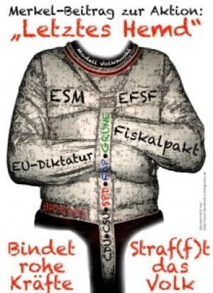 Zwangsjacke Modell Merkel qp