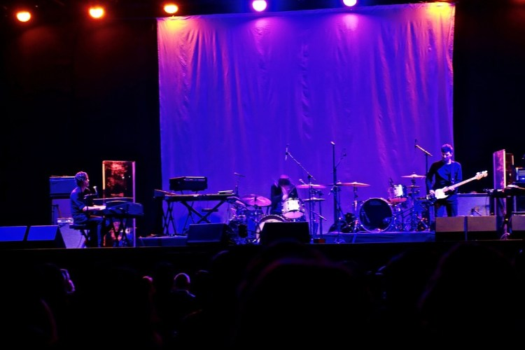 Echo & the Bunnymen @ Humphrey's By The Bay
