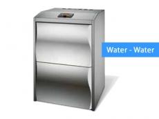 Coolwex voda voda toplotna črpalka