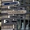 frances para viajar pedir direcciones museo
