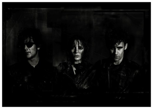 Interview: Still Hot & Sweaty In Leather, Black Rebel Motorcycle Club.