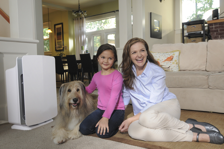 Benefits of Air Purifiers for Pet Hair