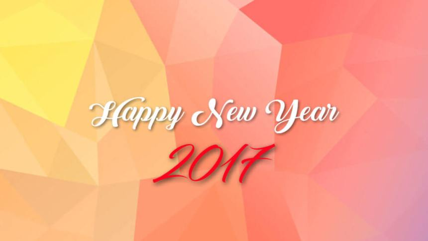 New Year 2017 hd Wallpapers