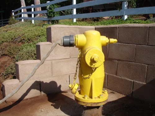 Fire Hydrant Conn Illegal