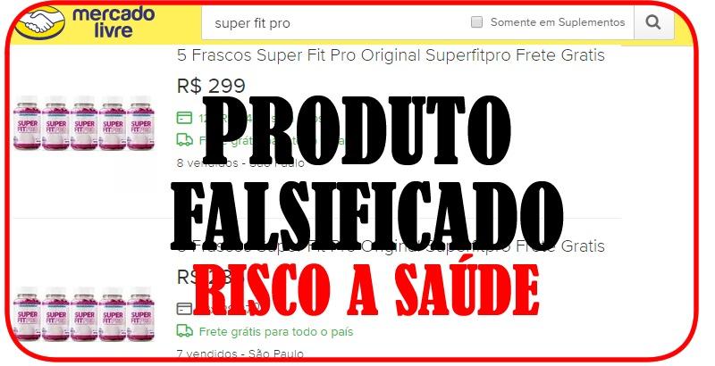 Mercado Livre Super Fit Pro