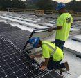 Connecticut solar