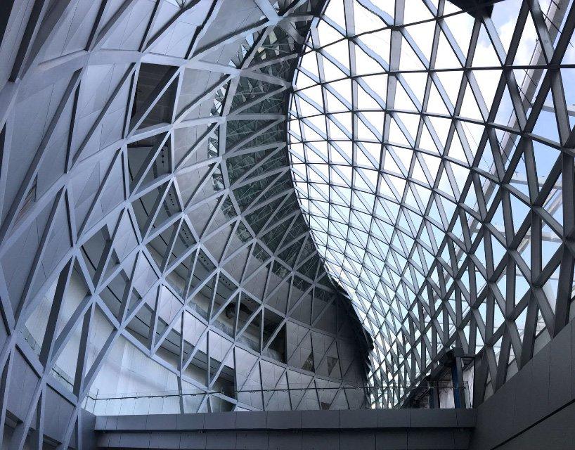 jewel changi airport singapore