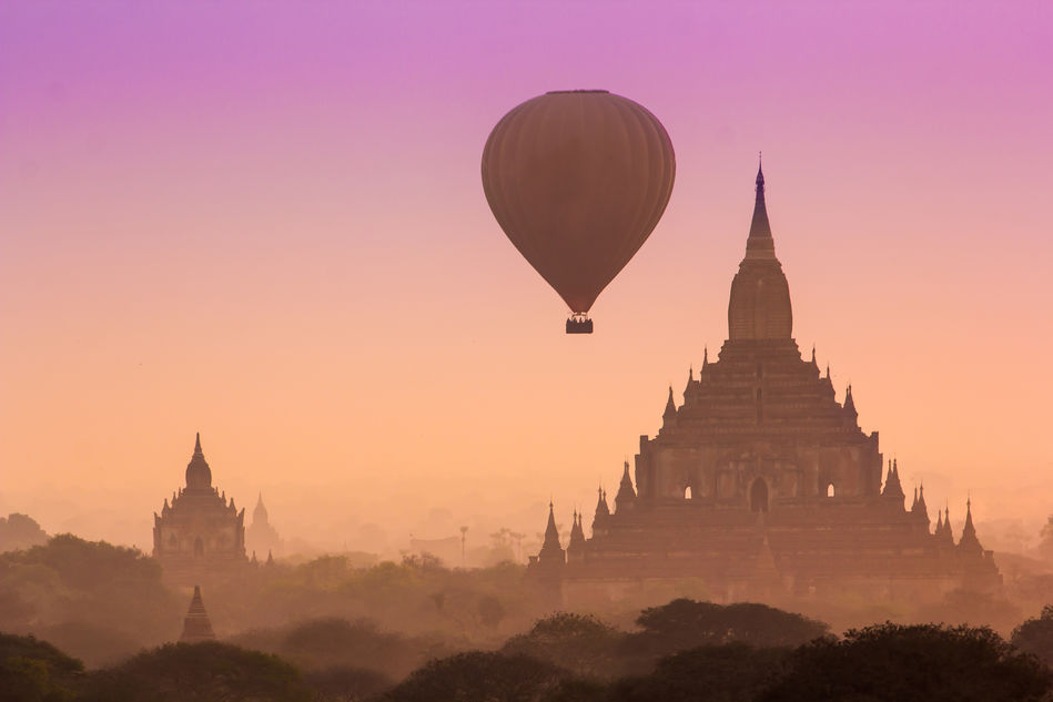 Traveller's Guide to Myanmar