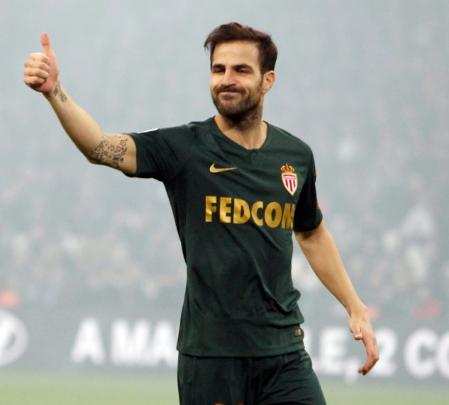 Cesc Fabregas one of the best players in Ligue 1