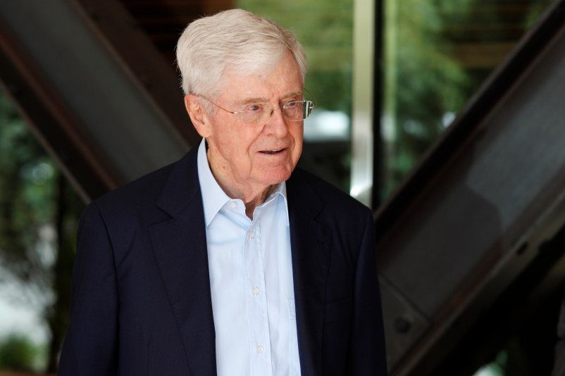 The Koch Empire Goes All-Out to Sink Joe Biden's Agenda — and His Presidency, Too