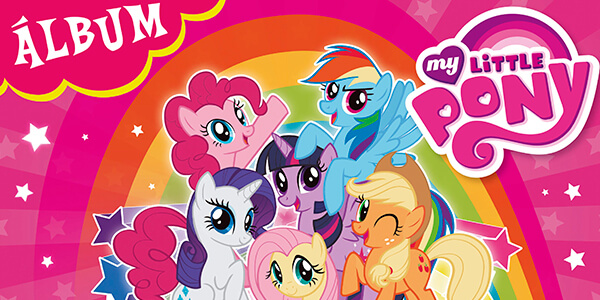 album my little pony