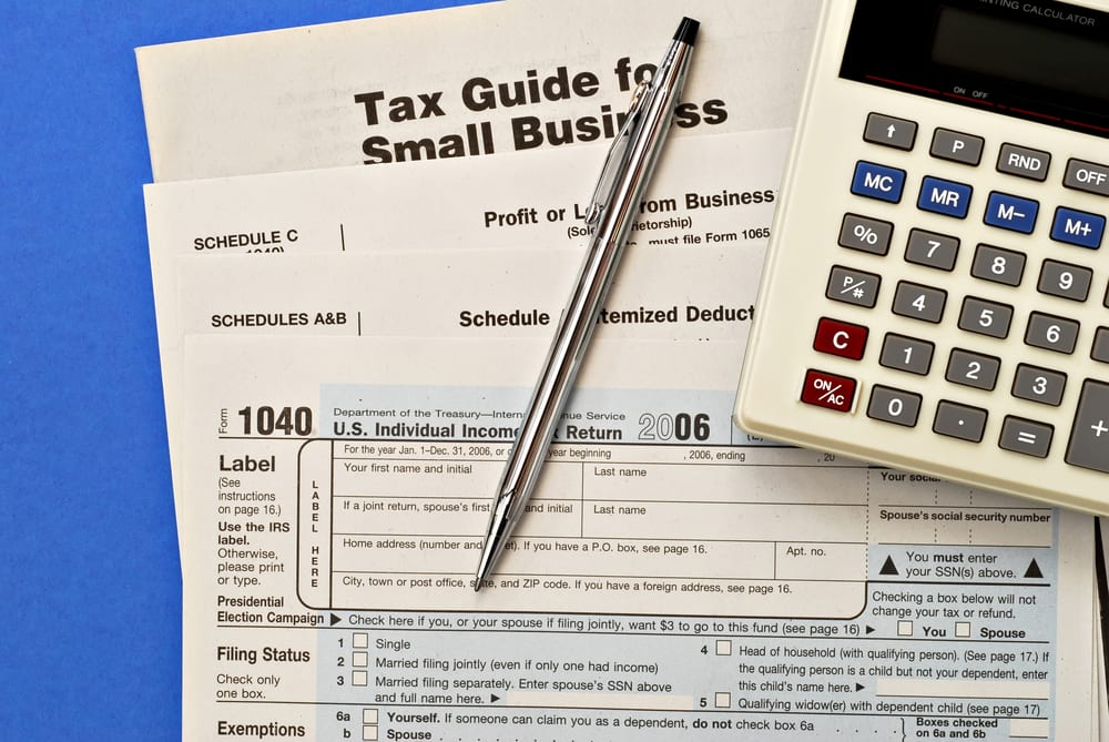 The Ultimate List Of Tax Forms For Small Businesses