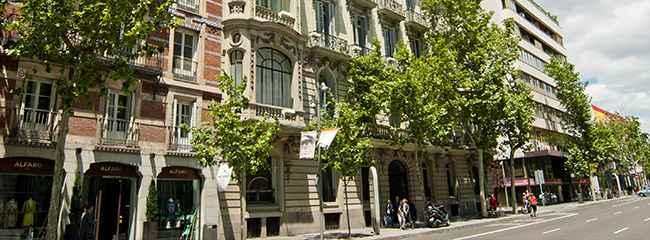 Resultado de imagen de Colegio de Abogados de Madrid,