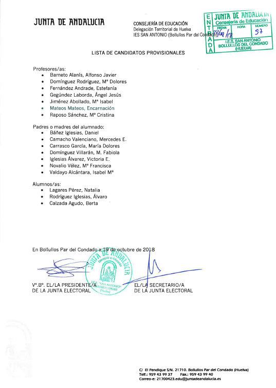listacandidatos-elecciones-consejo-escolar-1819-ies-san-antonio