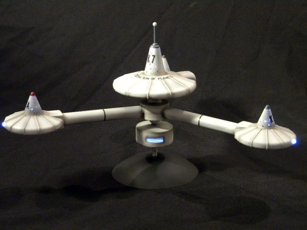 Review: Star Trek K-7 Space Station | IPMS/USA Reviews