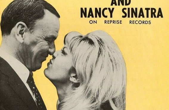 Frank & Nancy Sinatra - Somethin' Stupid