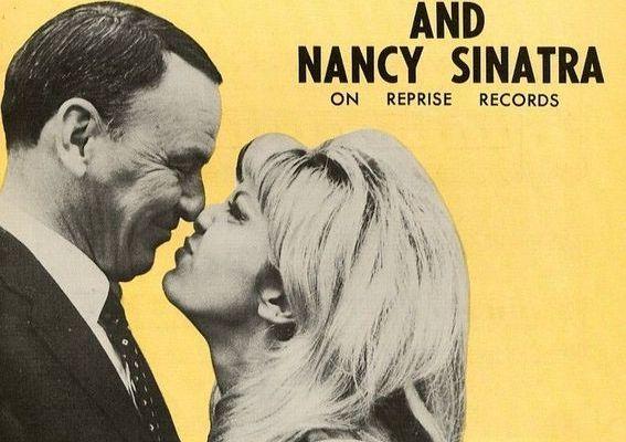 Frank & Nancy Sinatra - Somethin' Stupid