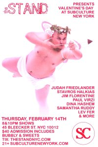 VALENTINE'S DAY AT SUBCULTURE NYC @ SubCulture New York