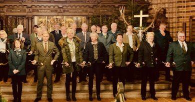 Hubertusmesse  im Meldorfer Dom
