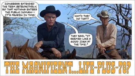 The Magnificent...Life-Plus-70?