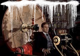 The Time Machine and icicles