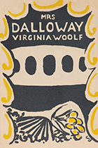'Mrs. Dalloway' by Virginia Woolf book cover