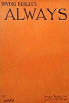 'Always' by Irving Berlin