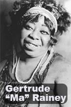 Gertrude 'Ma' Rainey