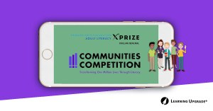 Enrolling Learners For The Adult Literacy XPRIZE Communities Competition