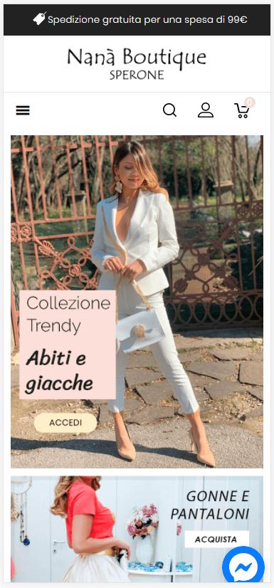creazione-sito-web-ecommerce-online-abbigliamento-nana-boutique-sperone-responsive-home-smartphone