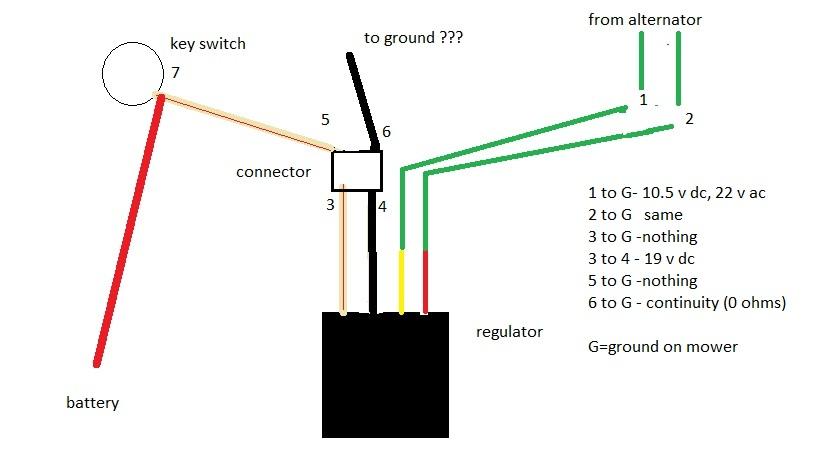 kubota charging?resize\=665%2C374 kubota rectifier wiring diagram kubota wiring diagrams dynamo regulator wiring diagram at panicattacktreatment.co
