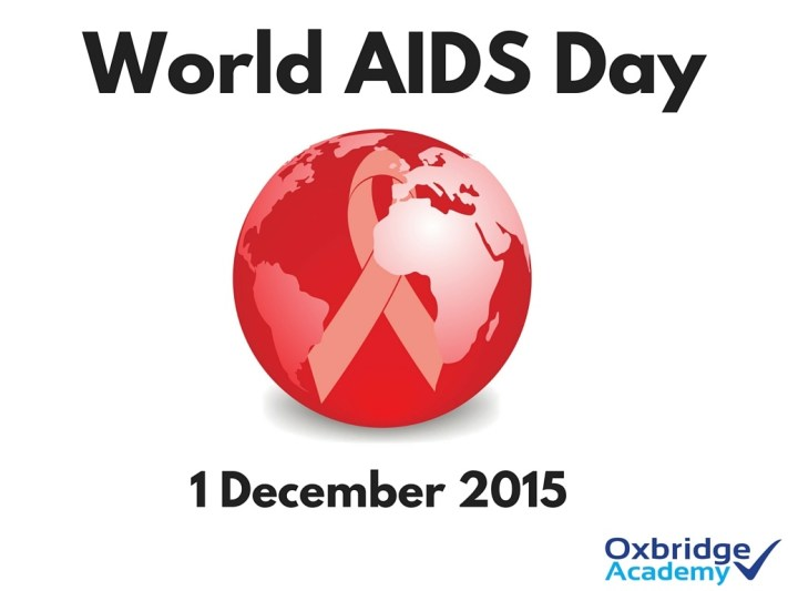 World AIDS Day - 1 December 2015