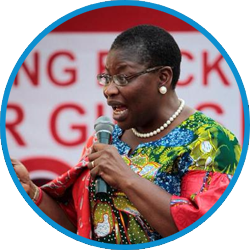 Obiageli Ezekwesili - the accountant who is changing the world