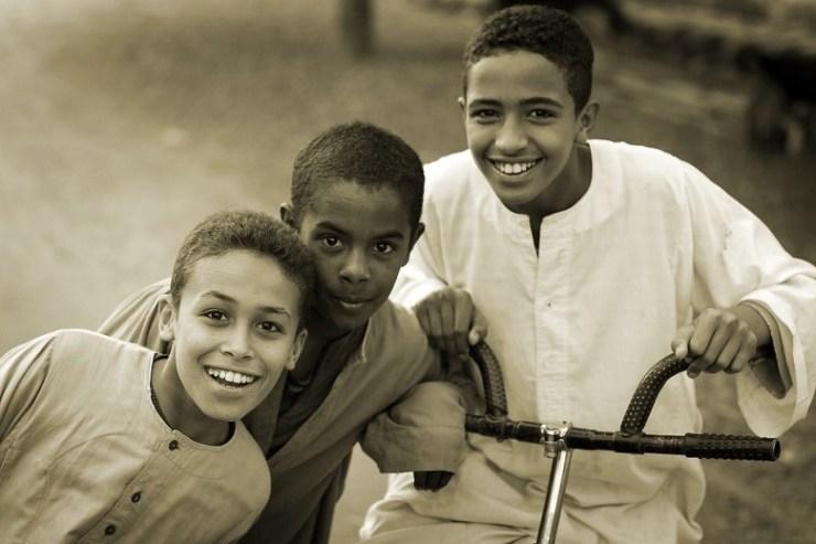 Children of schoolgoing age