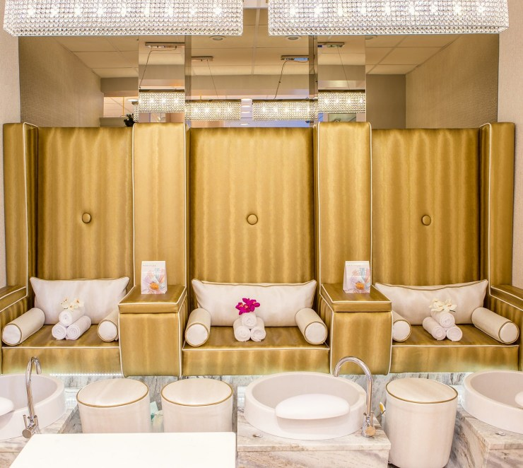 Maintain a soothing atmosphere in the salon