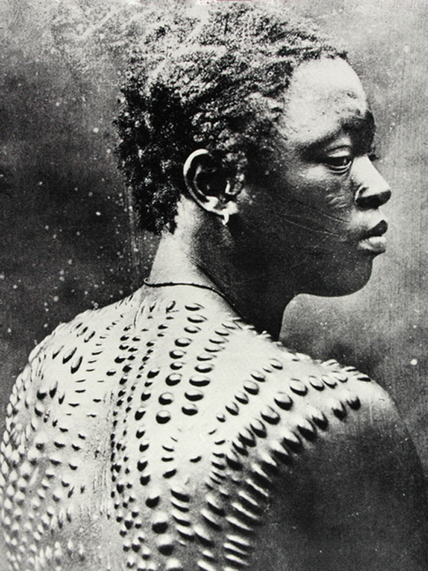 Photographer unknown, courtesy of Allen F. Roberts and the Central Archives of the White Fathers (Missionaries of Our Lady of Africa), Rome.