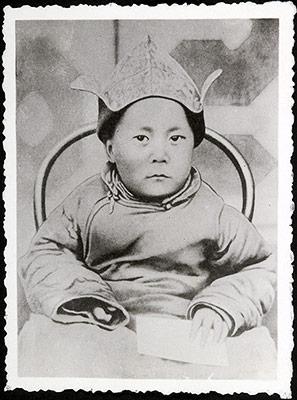 Le XIVe Dalaï-lama en 1939 © The Tibet Album