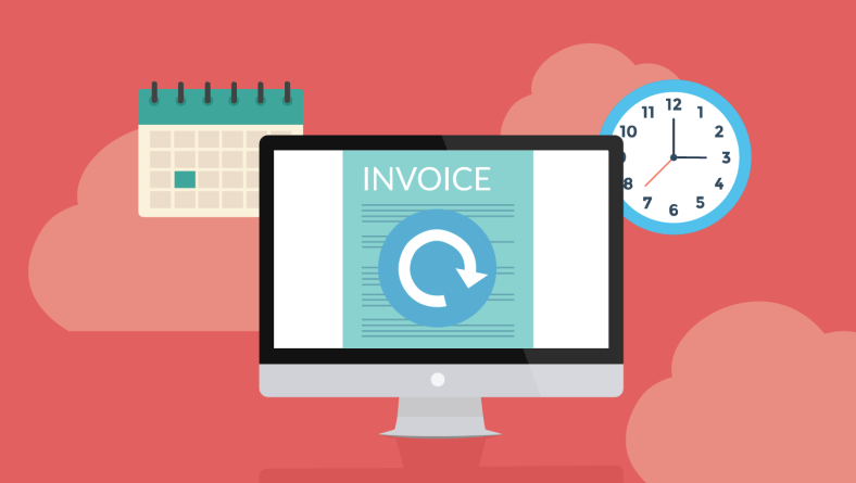 Are you tired of double work when invoicing?