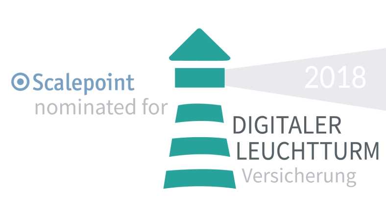 "Scalepoint nominated for ""Digital Insurance Lighthouse 2018"" award"