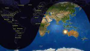 Карта День-Ночь