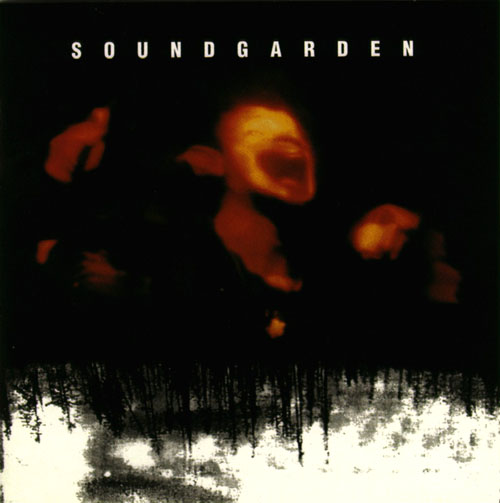 Image result for superunknown album cover