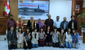 Mahasiswa Kanda University of International Studies (KUIS) Japan