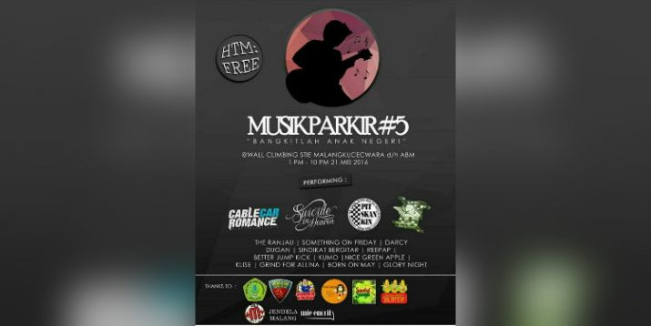 Music Parkir #5